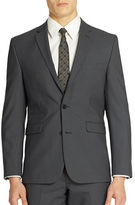 Vince Camuto Wool Two-Button Blazer