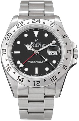 Rolex 1997 pre-owned Explorer II 40mm