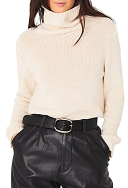 BA&SH ba & sh Calme Turtleneck Sweater