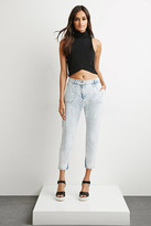 Forever 21 FOREVER 21+ The Fifth Label Swordfish Jeans