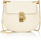 Chloé Women's Drew Small Shoulder Bag-WHITE