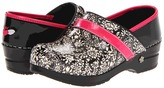 Sanita Koi By Fandangle (Black/Pink) - Footwear