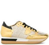 Philippe Model Tropez Bright flower sneakers