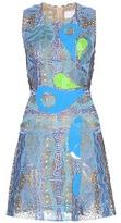 Peter Pilotto Paisley embellished dress