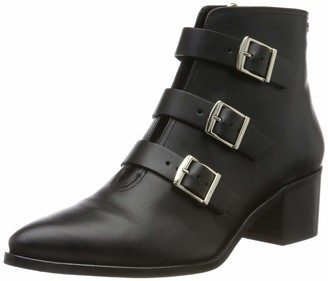 Martinelli Leather Ankle Boots Zinnia 1386 Black