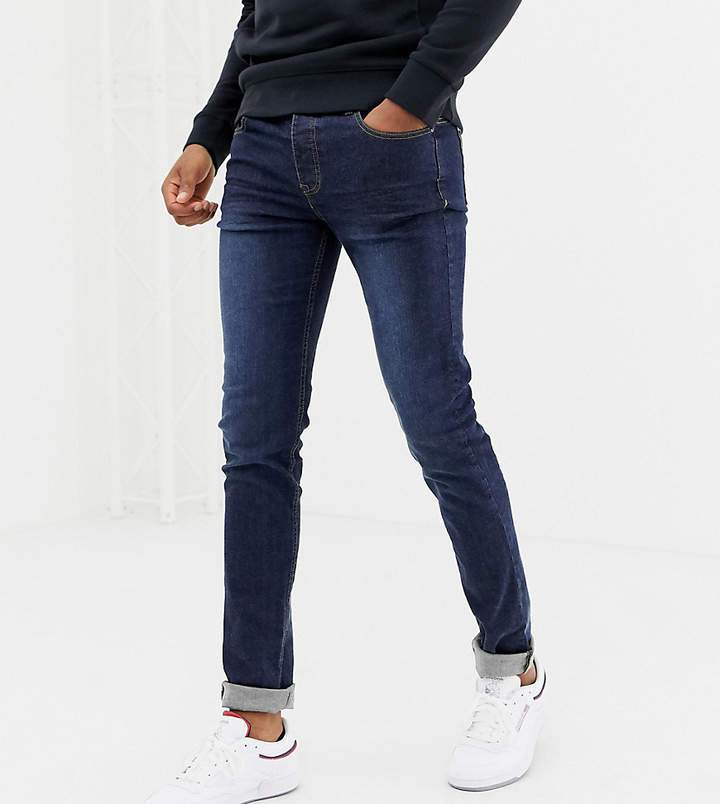 Loyalty And Faith TALL Beattie skinny fit jean in mid wash
