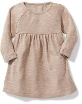 Old Navy Sparkle Sweater-Knit Dress for Baby