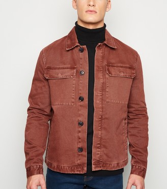 New Look Utility Denim Jacket