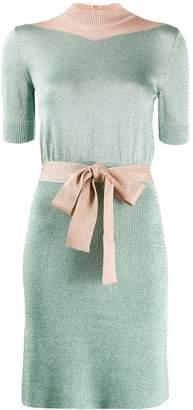 Missoni short-sleeve mini dress
