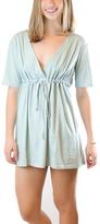 Pacifica Lilac Stripe Nightgown