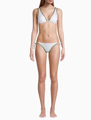 Calvin Klein NYC Pride String Bikini Bottom