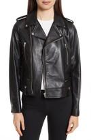 Joseph Women's Ryder Leather Biker Jacket