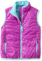 L.L. Bean Girls' Puff-n-Stuff Vest