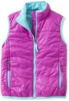 L.L. Bean L.L.Bean Girls' Puff-n-Stuff Vest