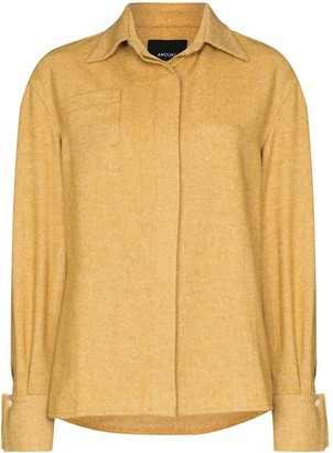 Anouki Long-Sleeve Button-Up Shirt