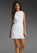 DV by Dolce Vita Adison Eyelet Dress
