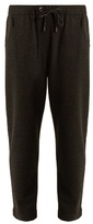 Brunello Cucinelli Embellished-pocket cashmere track pants