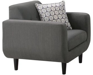 Corrigan Studio Beyer Upholstered Armchair