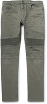 Belstaff Eastham Slim-fit Denim Biker Jeans