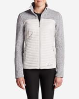 Eddie Bauer Women's MicroTherm® Hybrid Sweater
