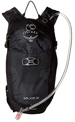 Osprey Salida 12 (Black Cloud) Backpack Bags