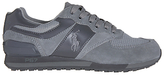 Polo Ralph Lauren Slaton Lace-up Trainers, Grey