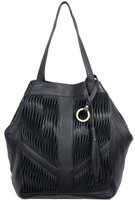 Sanctuary Leather Modern Twist Tote
