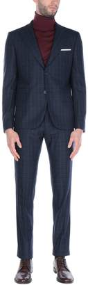 Grey Daniele Alessandrini Suits