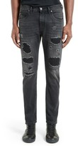 Helmut Lang Men's Mr87 Destroyed Jeans