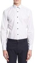 Lanvin Men's Extra Trim Fit Tuxedo Shirt