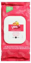 Yes to Grapefruit Correct & Repair Brightening Facial Wipes