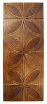 Threshold Mid-Century Pieced Wood 30x12