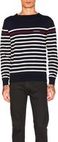 Moncler Stripe Sweater