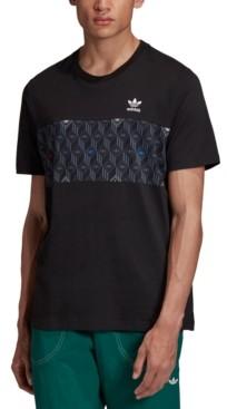 adidas Men's Originals Monogram T-Shirt