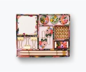 Rifle Paper Co. Garden Party Desk Accessories Tackle Box