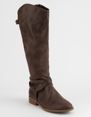 Qupid Zion Womens Boots