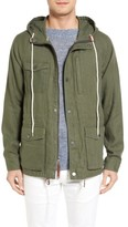 Tommy Bahama Men's Harbor Linen Hooded Jacket