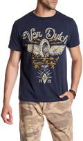 Von Dutch Tire Wings Short Sleeve T-Shirt