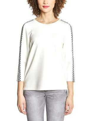 Street One Women's 313260 Longsleeve T - Shirt