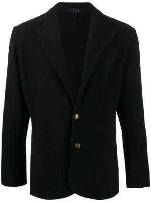 Lardini single breasted tailored jacket