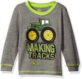 John Deere Little Boys' Toddler Making Tracks Tee
