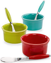 Fiesta Dip Bowl & Spreader Set Collection