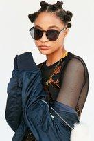 Urban Outfitters Futuristic Monocut Round Sunglasses