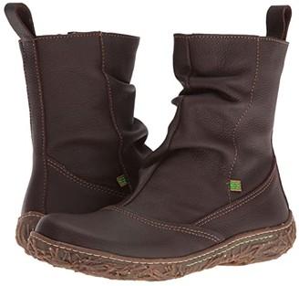 El Naturalista Nido N722 (Brown) Women's Shoes