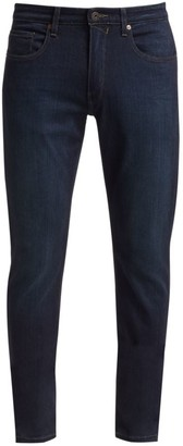 Paige Federal Extra Long Slim Straight-Fit Jeans