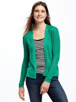 Old Navy Textured Classic Open-Front Cardi for Women