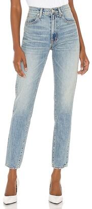 SLVRLAKE Roxy Mid Rise Slim Jean