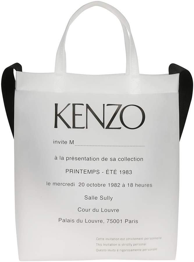 e124d53660 Printed Shopper Bag