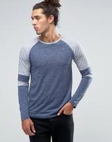 Esprit Long Sleeve T-Shirt In Slim Fit