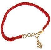 Om Clasp Raksha Bandhan Bracelet
